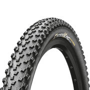 "Ulkorengas 27,5"" CONTINENTAL Cross King 65-584, ProTection, taitettava"