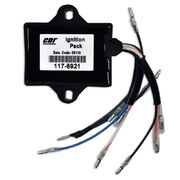 Cdi Elec. Yamaha Ignition Pack - 2 Cyl.