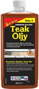 Star brite Premium Teak Oil Teak öljy uv-suoja 500ml