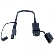Motobatt USB In-Line charger