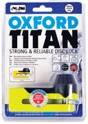 Oxford TITAN Yellow