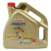 Castrol Power 1 4T 10W-40 (GPS) 208 L