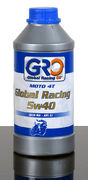 GRO motor oil, full synthetic 5W40, 1L