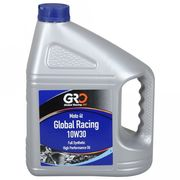 GRO motor oil, Global Racing 10W30, 4L