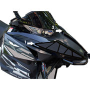 SPI Frogskinz 2012-14 Arctic Cat F/XF/ M Hood Screen Vent Kit (2pc)