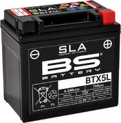BS Battery  BTX5L (FA) SLA - Sealed & Activated