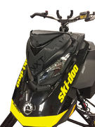 Skinz Next Level Tuulisuojalaukku Musta Ski-doo 850 Rev 4