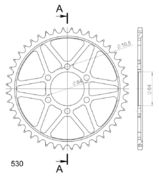 Supersprox / JT Rear sprocket 814.40