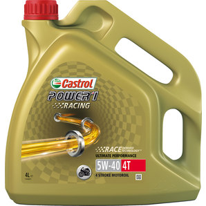 Castrol Power 1 Racing 4T 5W-40 208 L