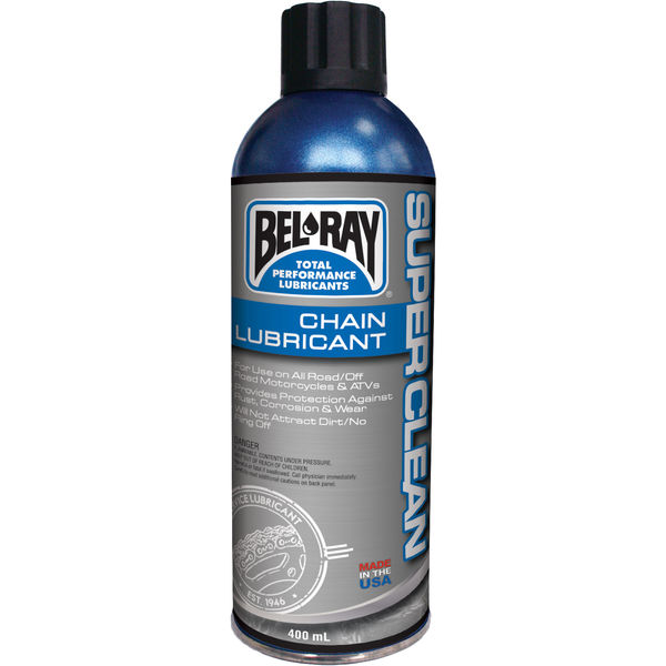 Bel-Ray SUPER-CLEAN Chainlube 175 ml